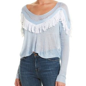 Wildfox Womens Waylon Sweater